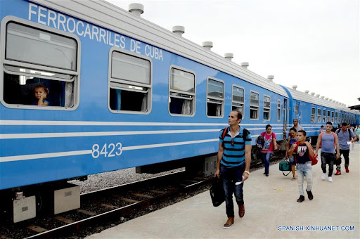 Agencia de trenes en Camagüey arriba a un año de creada