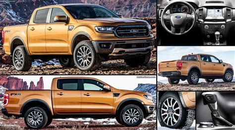 ford ranger   pictures information specs