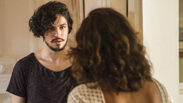 """Miguel e Tereza em """"Velho Chico"""""""