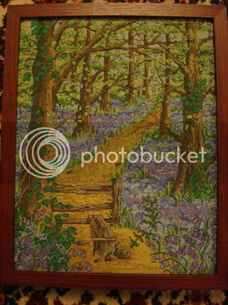 DSC02117BlueTilefloral.jpg Blue Tile Floral