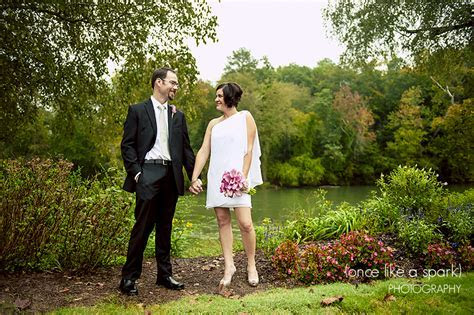 Emily   Deon :: An Intimate Outdoor Wedding at Canoe in