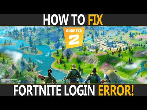 Fortnite Login Failed Ps4