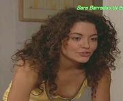 Sara Barradas sexy na novela Fala-me de Amor