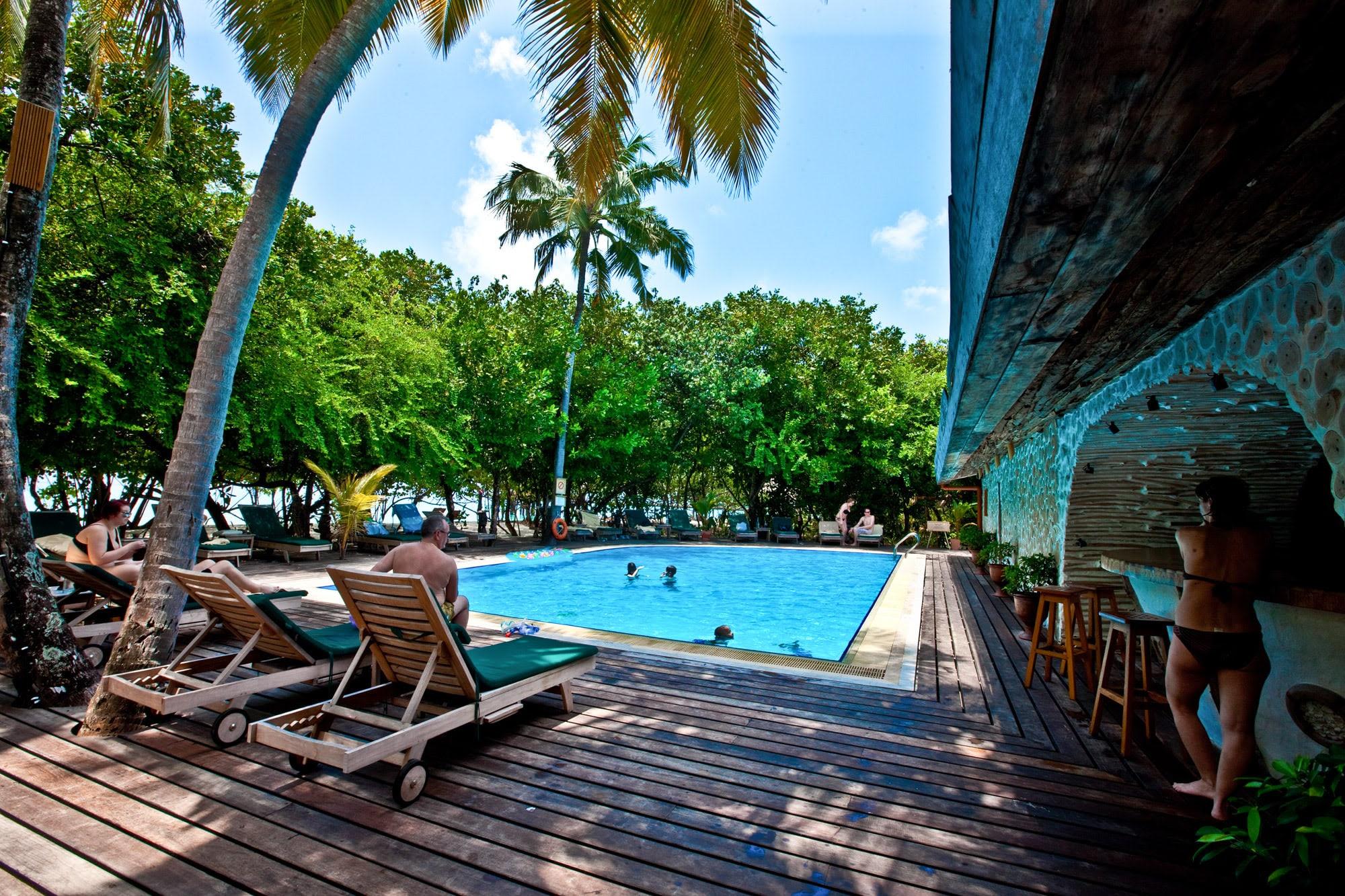 Reethi Beach Resort  The Maldives