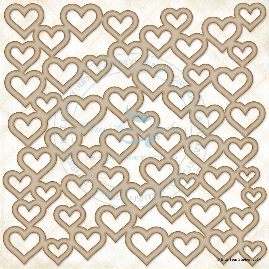 Heart Panel - Chunky