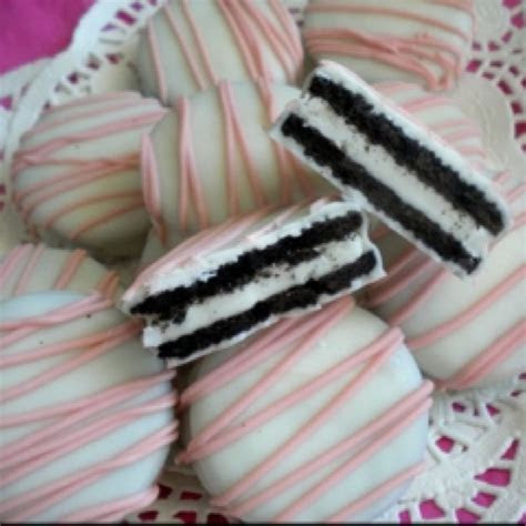 Top 25 ideas about chocolate covered oreos on Pinterest
