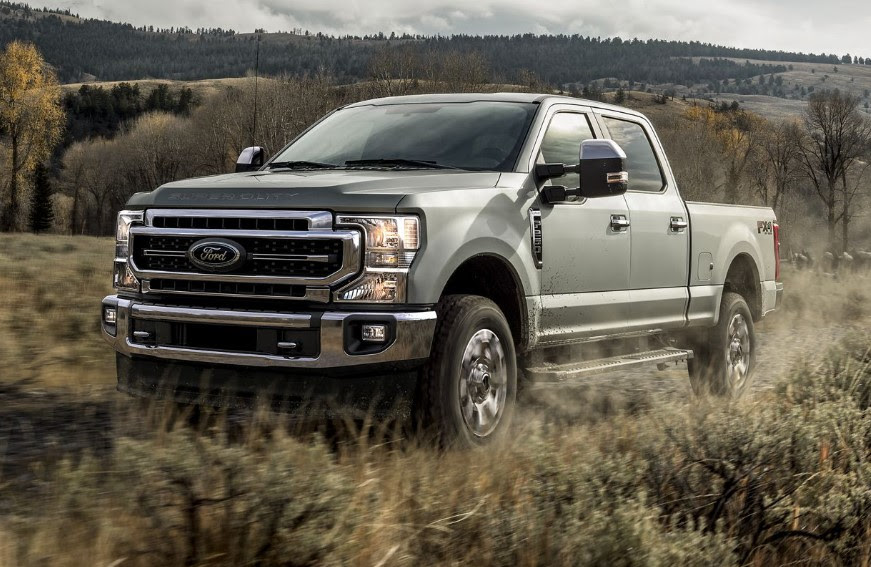 2020 ford f250 super duty crew cab release date engine