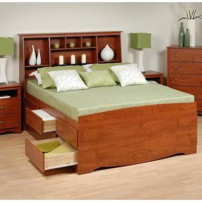Storage Headboard Bed   Sears.com   Storage Head Board Bed