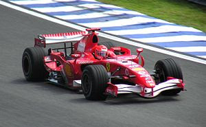 Formula One 2006 Rd.18 Interlagos: #5 Michael ...