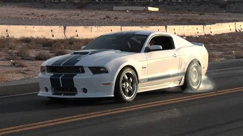 ford mustang shelby gt massive burnout doovi