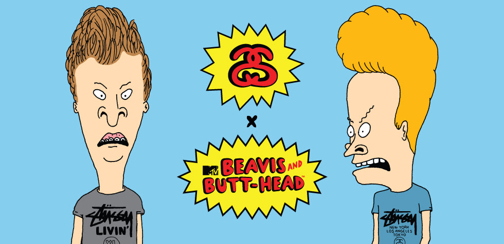 Top 50 Beavis And Butthead Quotes Stussy Official Website Usa