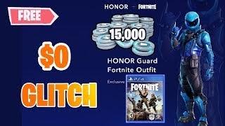 Fortnite Free Honor Guard Skin Fortnite Annual 2019 Asda