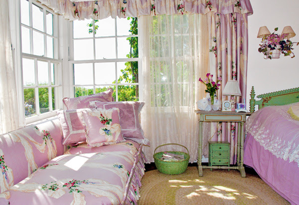 The Lavender Bedroom