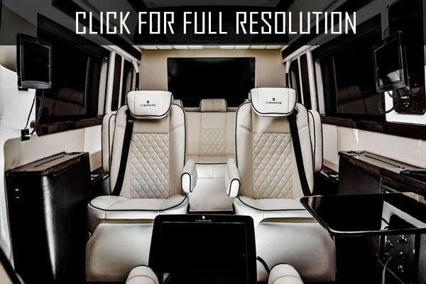 Mercedes Benz Sprinter Luxury Van - amazing photo gallery ...