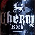 Cherny bock logo by bohemian brewery