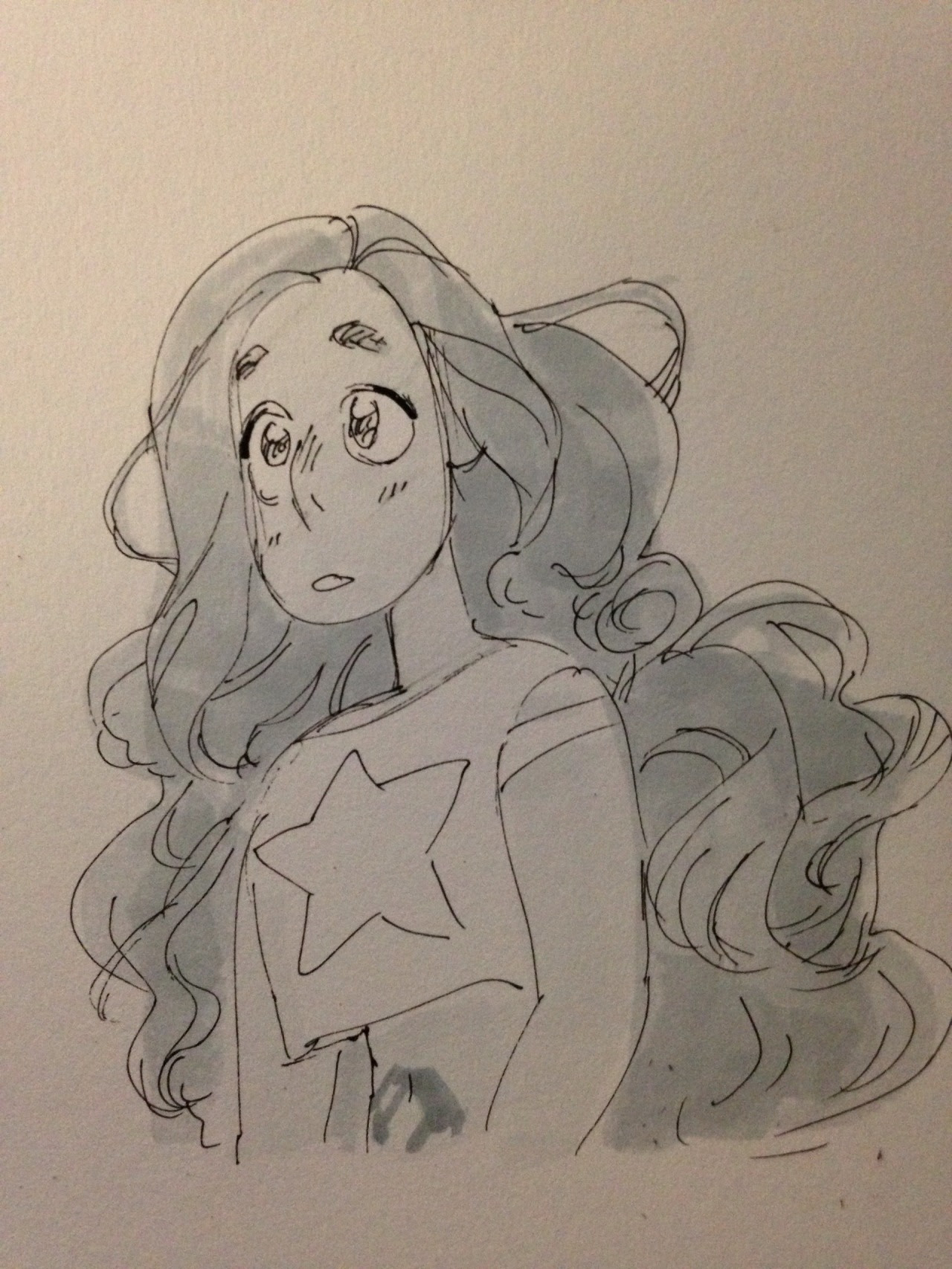 I don't draw stevonnie much so here