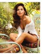 Diana Morales – Hombre Magazine Scans