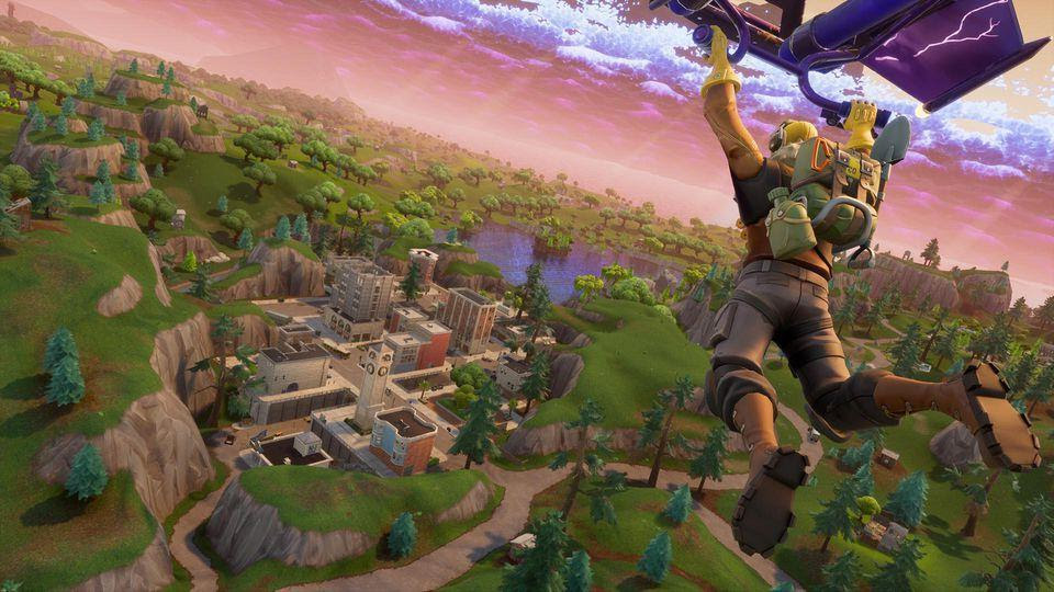 The Gamers Nation: Epic Outlines Steps to Link Multiple ...