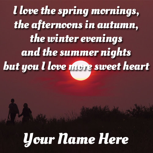 Write Name On Famous Greetings With Quote Pictures