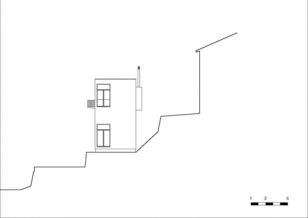 Casa Larga - Daniele Claudio Taddei, Arquitectura, casas, diseño