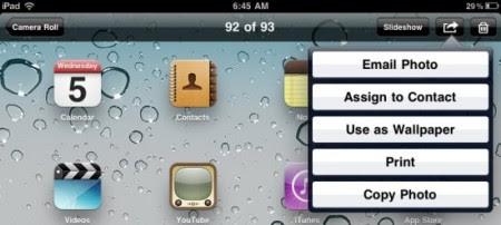 Cara mengambil Screenshot pada iPad dan iPhone