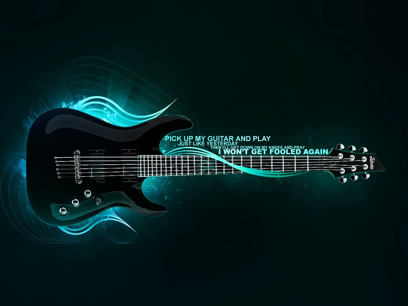 Guitar Quotes Wallpapers Hd Backgrounds Images Pics Photos Free