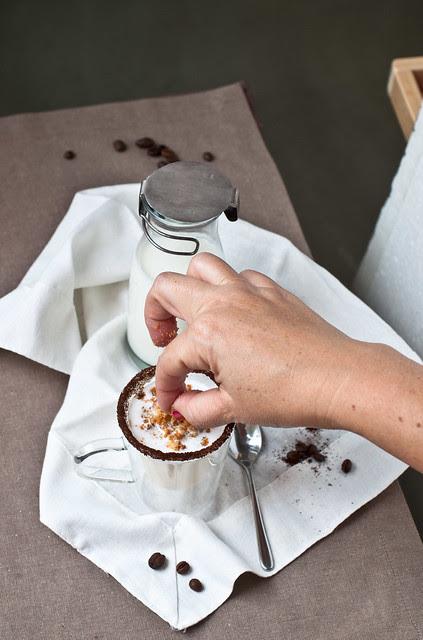 Cappuccino trucido
