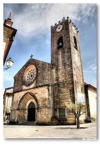 Igreja Matriz de Ponte de Lima by VRfoto