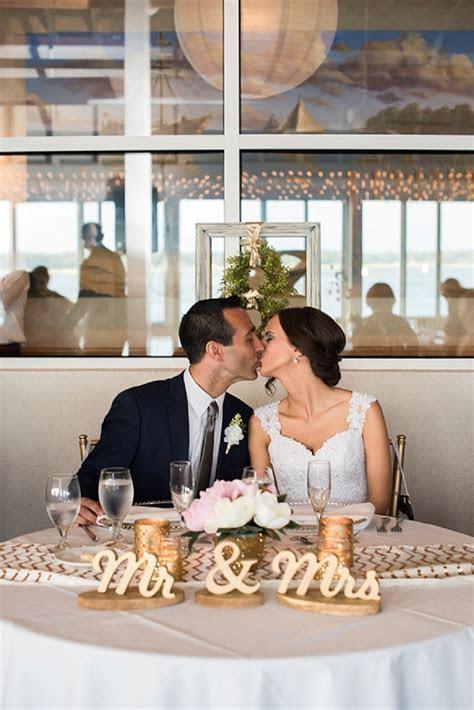 Romantic Handmade Gold Virginia Beach Wedding   Tidewater