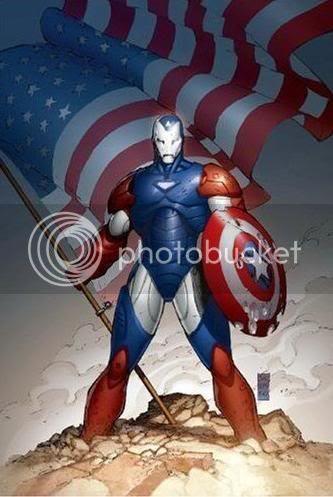 New Iron Man?