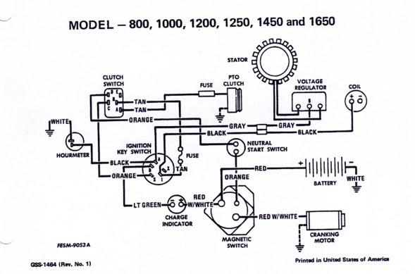 cub cadet 2182 wiring diagram image 10