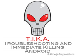 Troubleshooting and Immediate Killing Android