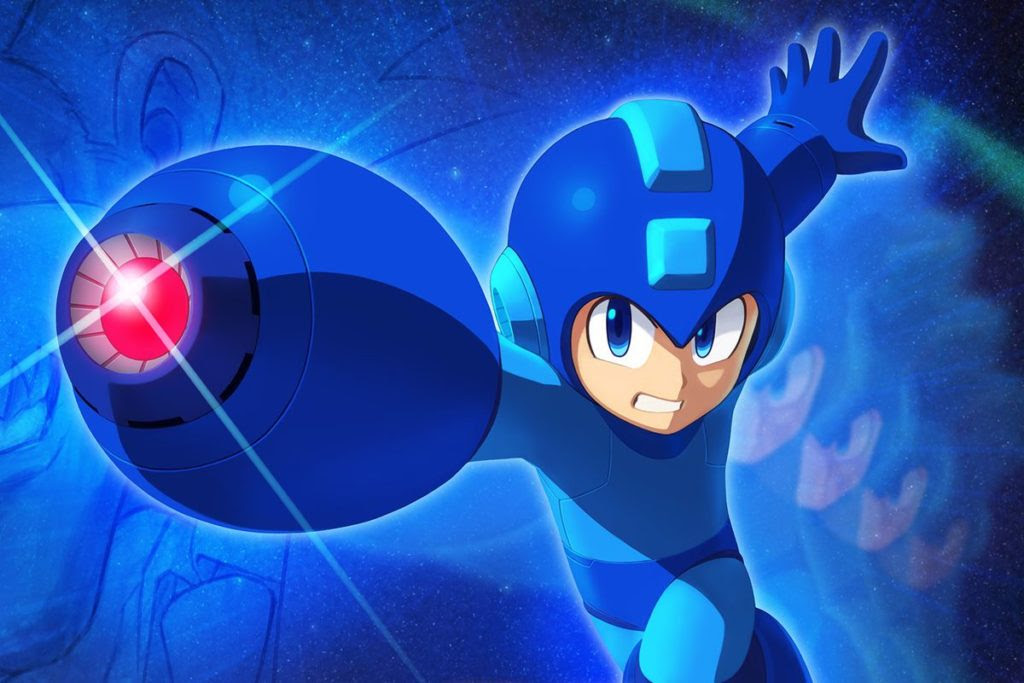 Mega Man Blasts His Way Into Screw Attacks Death Battle