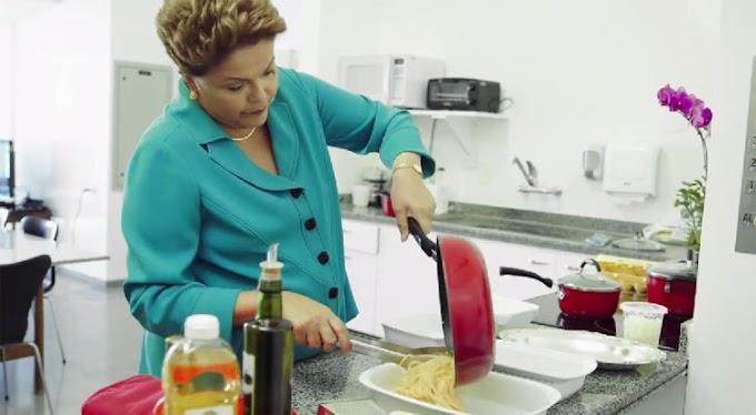 Horário eleitoral mostra Dilma dona de casa e usa Lula para pedir votos