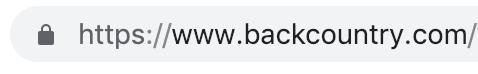 HTTPS URL