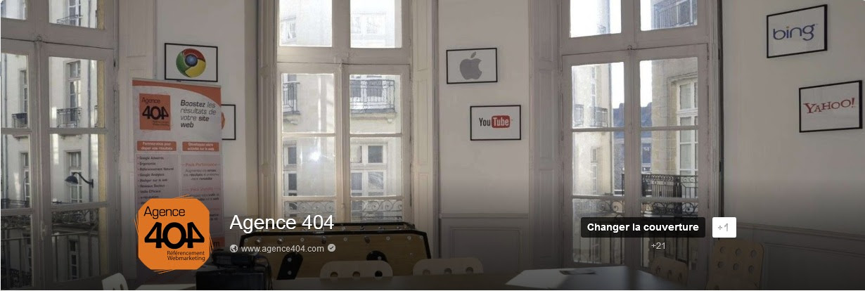 Une couverture Google+ bien proportionnée