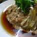 Chinese Steamed Pork with Dried Anchovies 小銀魚蒸肉餅