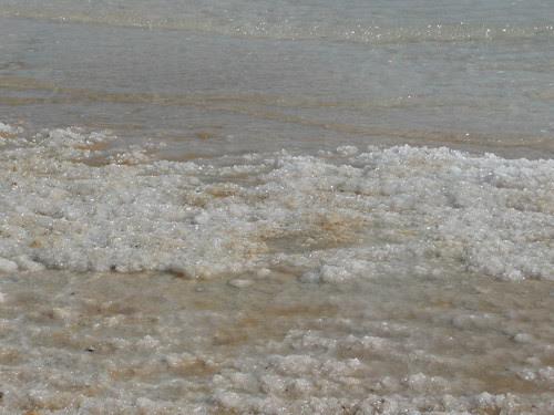 Dead Sea's minerals