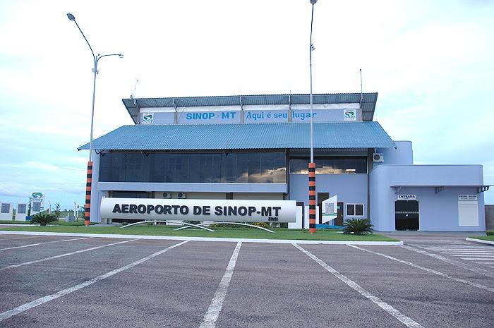 Sinop tem garantia de R$ 90 milhões para aeroporto