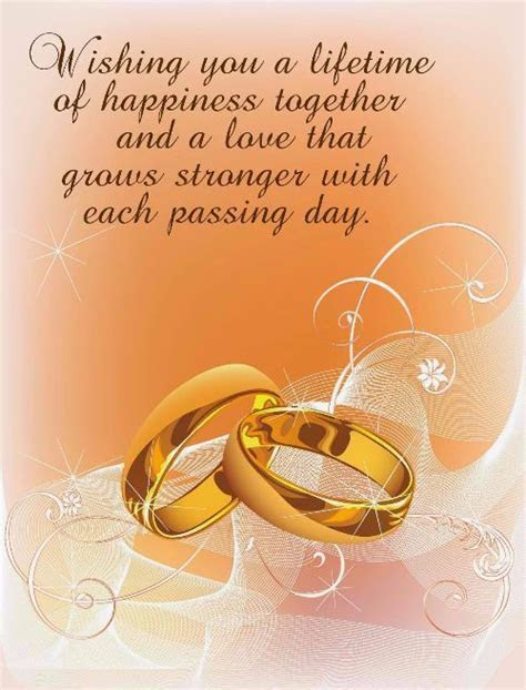 WISH YOU THE PROSPEROUS FUTURE & HAPPY MARRIED LIFE BE