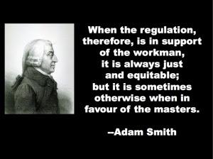 AdamSmithREgulation