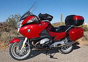 BMW R1200RT Touring Motorcycle