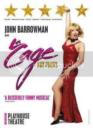 la cage aux folles,John Barrowman