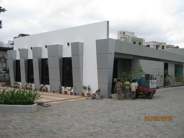 Darode Jog's Westside County Pimple Gurav Pune 411 027 - Site Office