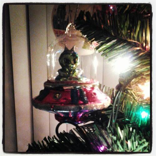 LGM ornament