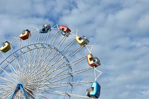 Big Butler Fair Ferris Wheel