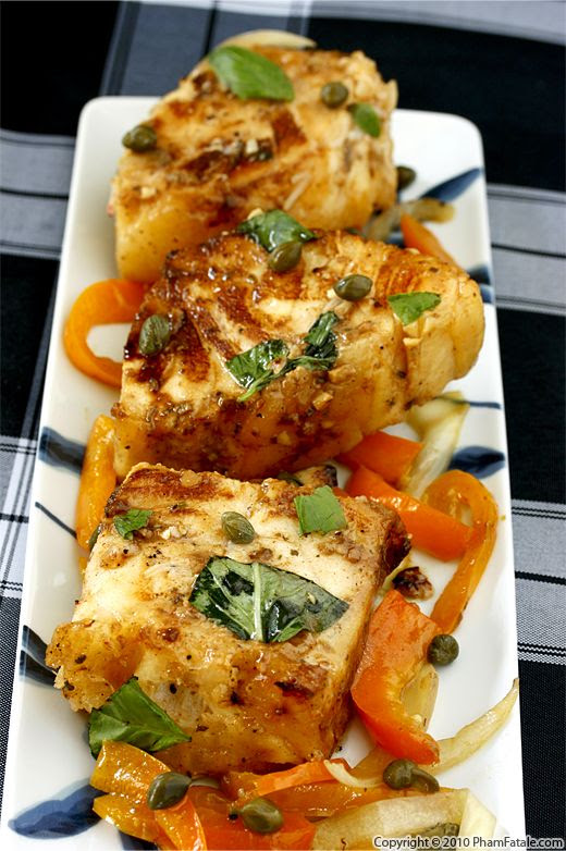 Chilean Seabass Recipe with Picture