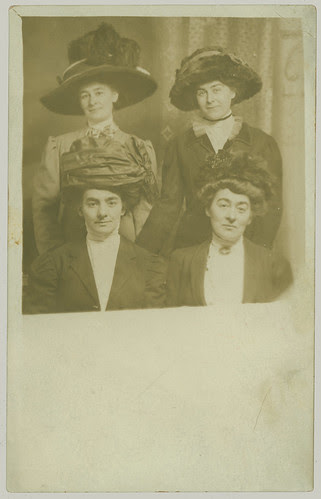 RPPC Four Hats