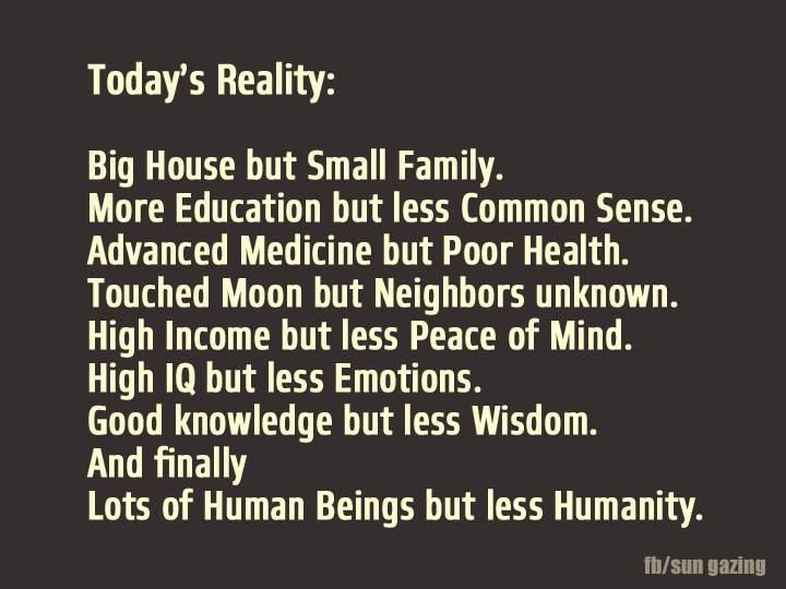 Quotes About Humanity And Reality 25 Quotes