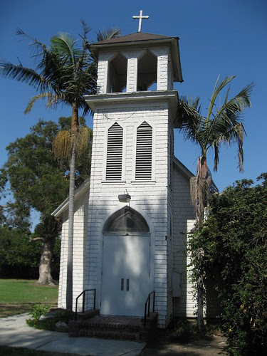 (Old) St Peter's Episcopal Church